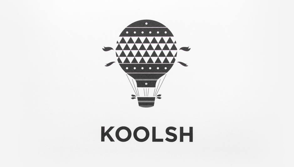 Logo design - Koolsh